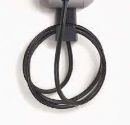 Kabelhållare för KEBA laddbox