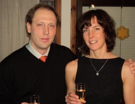 Gott Nytt År från oss! (bilden tagen 2013)
