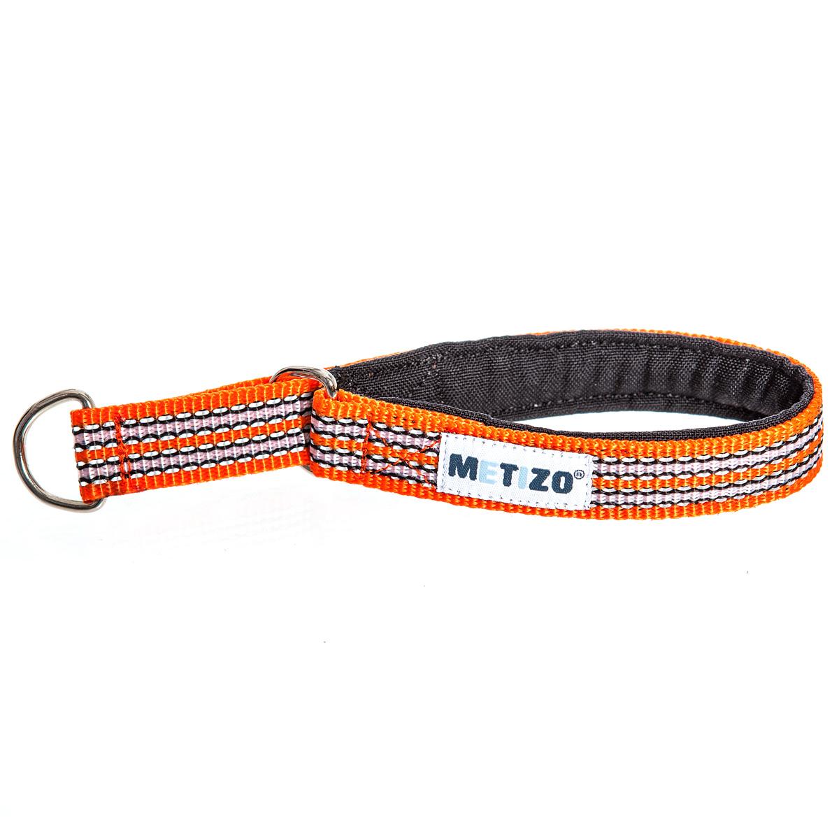 Metizo halsband orange