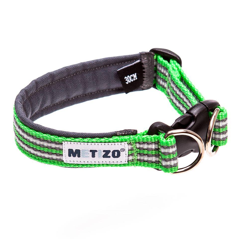 Halsband fast grön_3581-1594053432655
