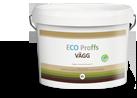 Eco Proffs Vägg Vit - Eco Proffs Vägg 3 L