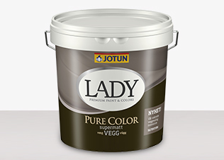 LADY Pure Color - LADY Pure Color 0,68L - Valfri kulkör