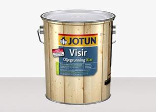 VISIR Oljegrunning klar - VISIR Oljegrunning klar 1 L