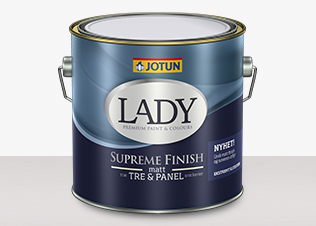 LADY Supreme Finish 80 - LADY Supreme 80 Vit 0,68L