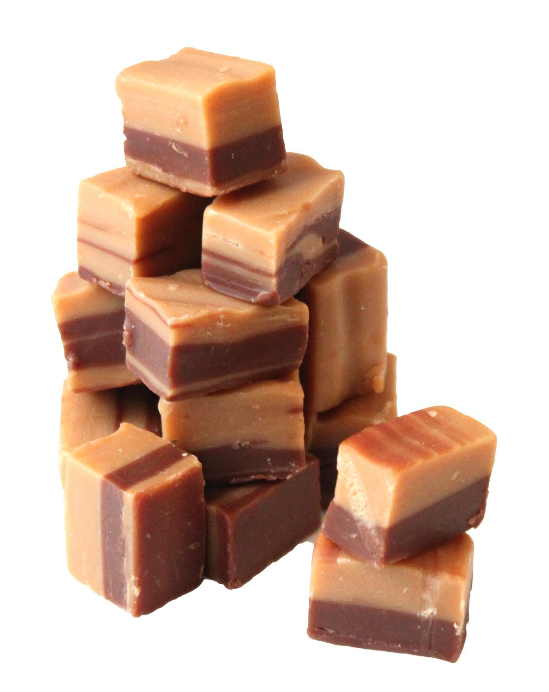 Fudge - Vanilj & Choklad - Motiv 1