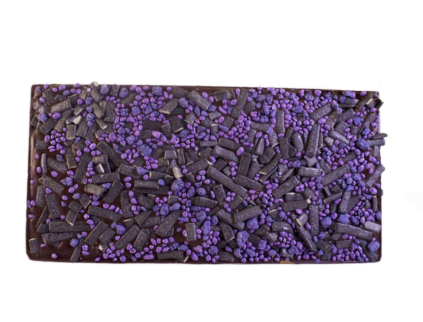 Chokladkaka - Lakrits & Viol