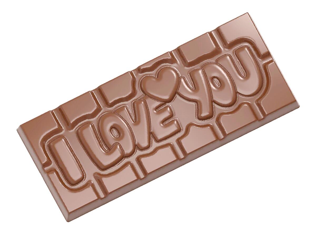 I Love You - Chocolate Wishes1