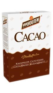 Van Houten - 100% Kakaopulver - Paket 250g - Van Houten