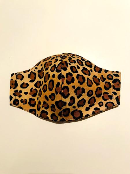 leopard rund small