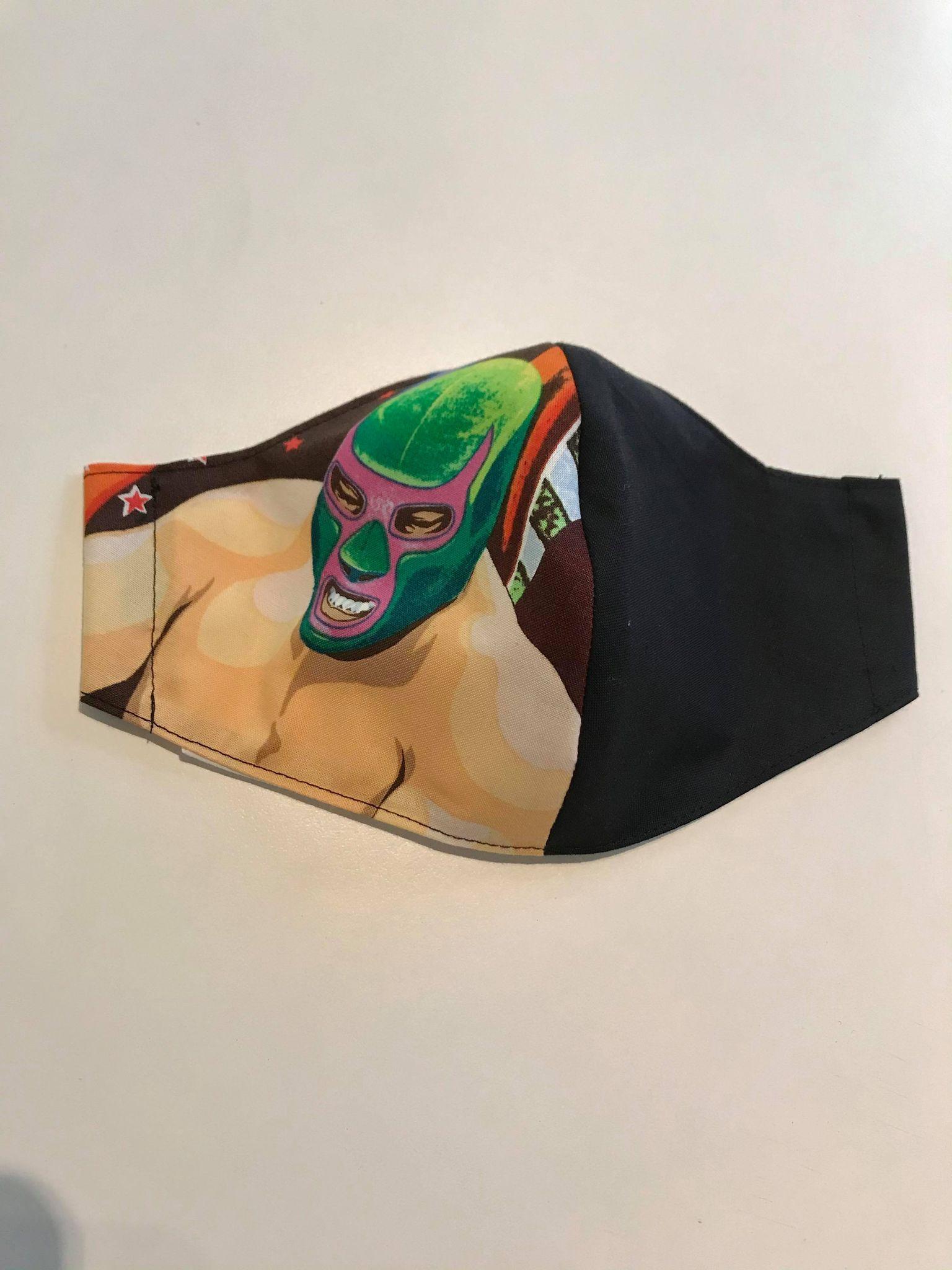 munskydd mörlgrön wrestling