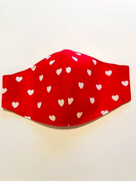 munskydd heart