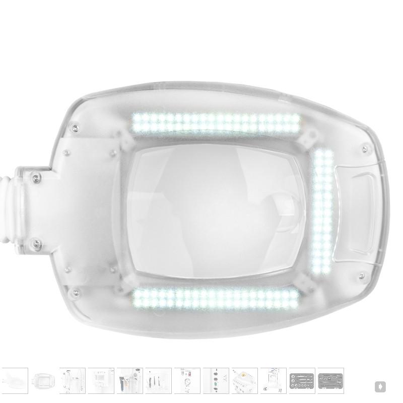 Lupplampa
