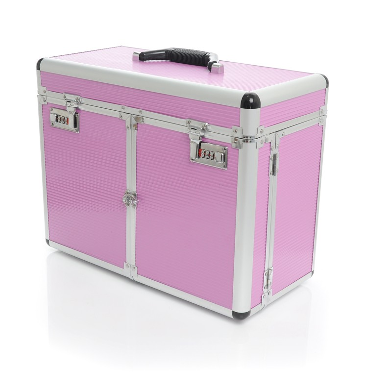 Arbetsbox Trunk S Pink