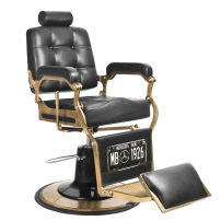 Barber Chair Boss SVART - Barber Chair Boss SVART