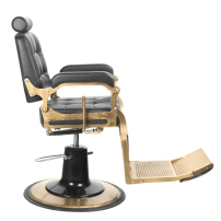 Barber Chair Boss SVART