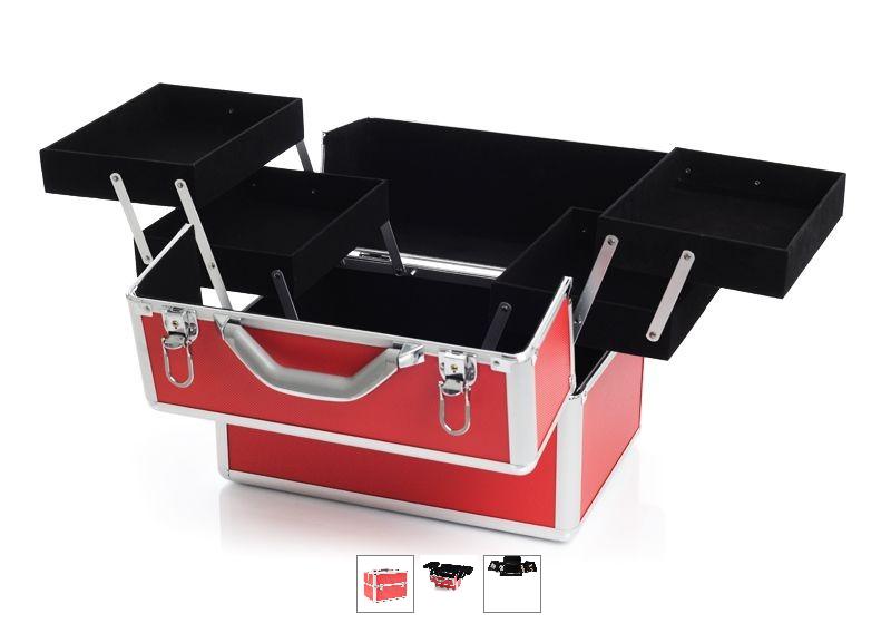 Arbetsväska standard röd låsbar 1