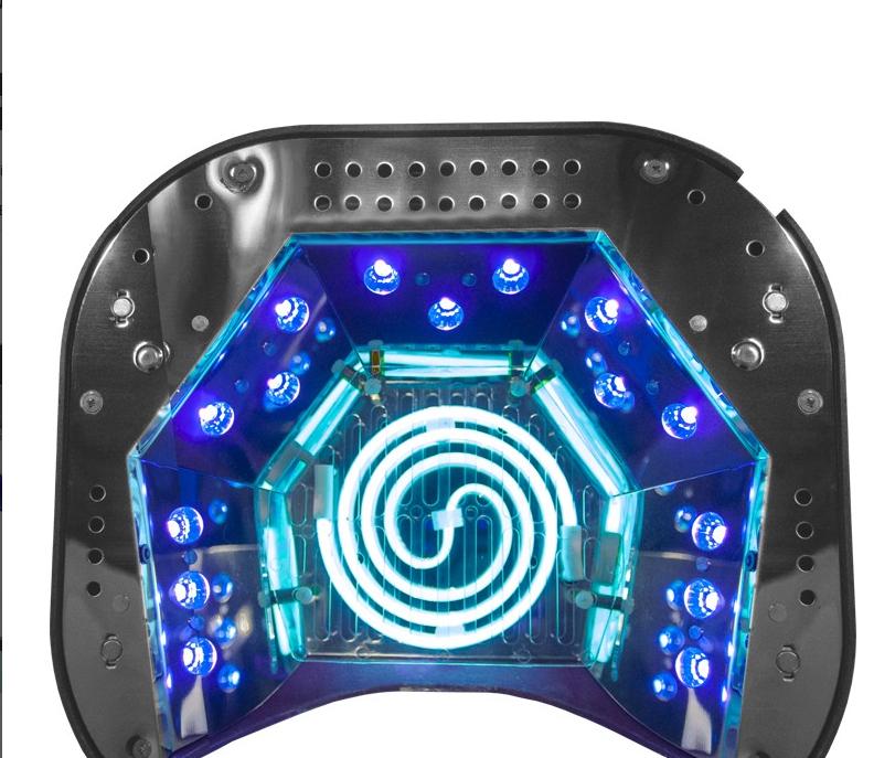 48W UV+LED Lampa ¨Professional¨ med timer och sensor