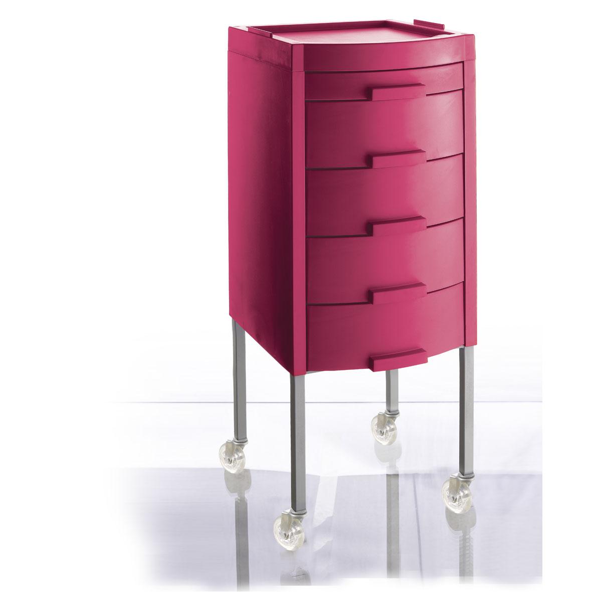 Arbetsbord Manhattan Speedy pink Made in Europe
