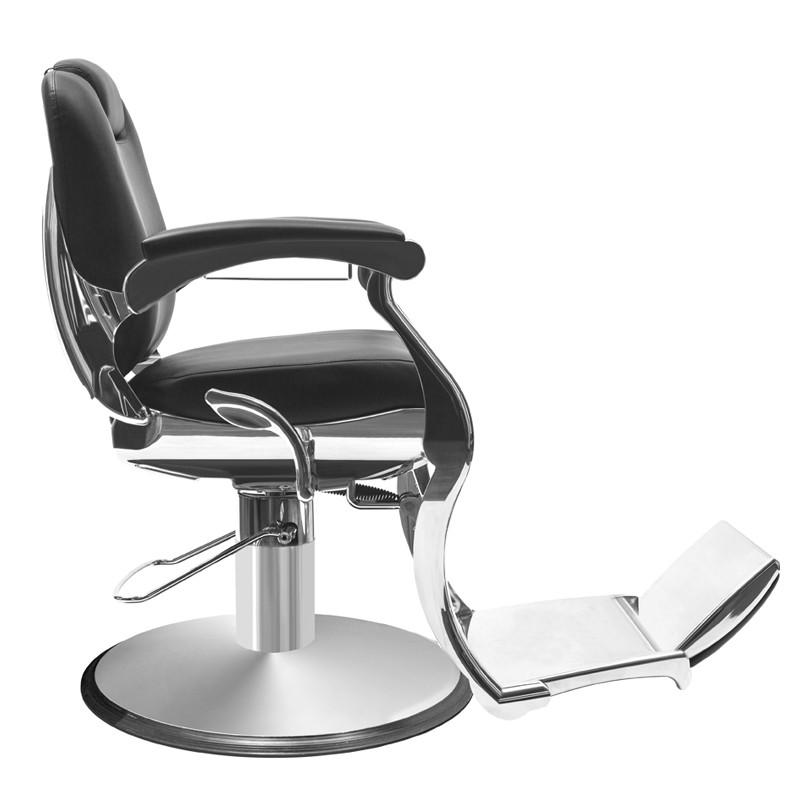 Barber Chair Angelo i svart
