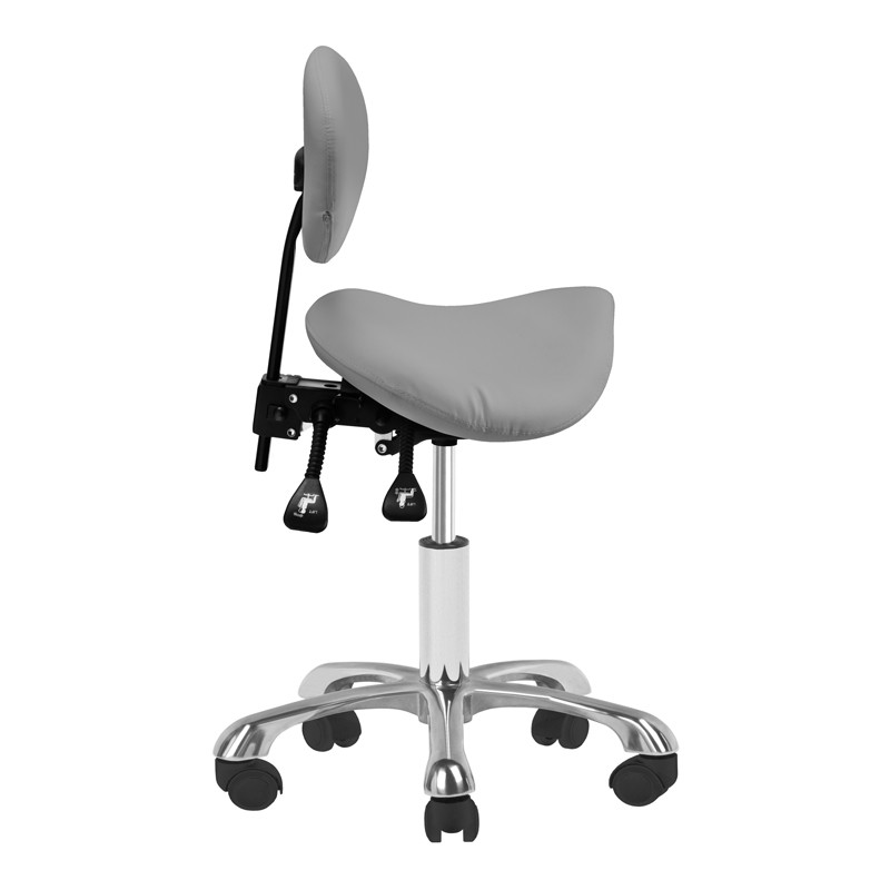 Arbetsstol Dynamic II i grått