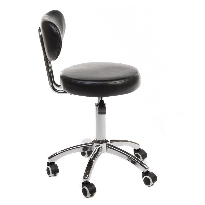 Arbetsstol SAM i svart