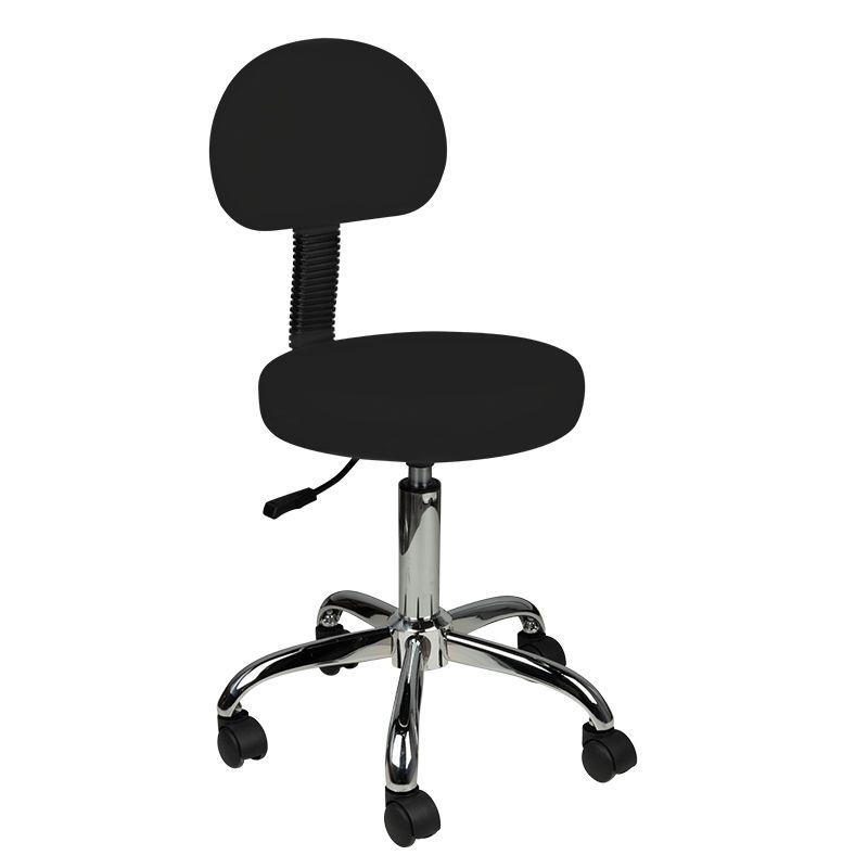Arbetsstol AMS 40-55cm höjden svart