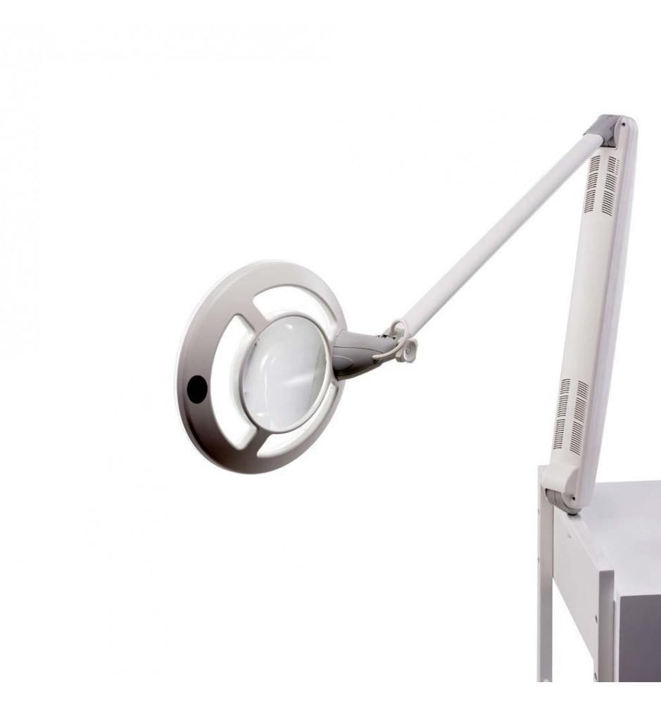 AFMA EVO LED Lupplampa Bordsmontage med 3 eller 5 dpi Made in Italy