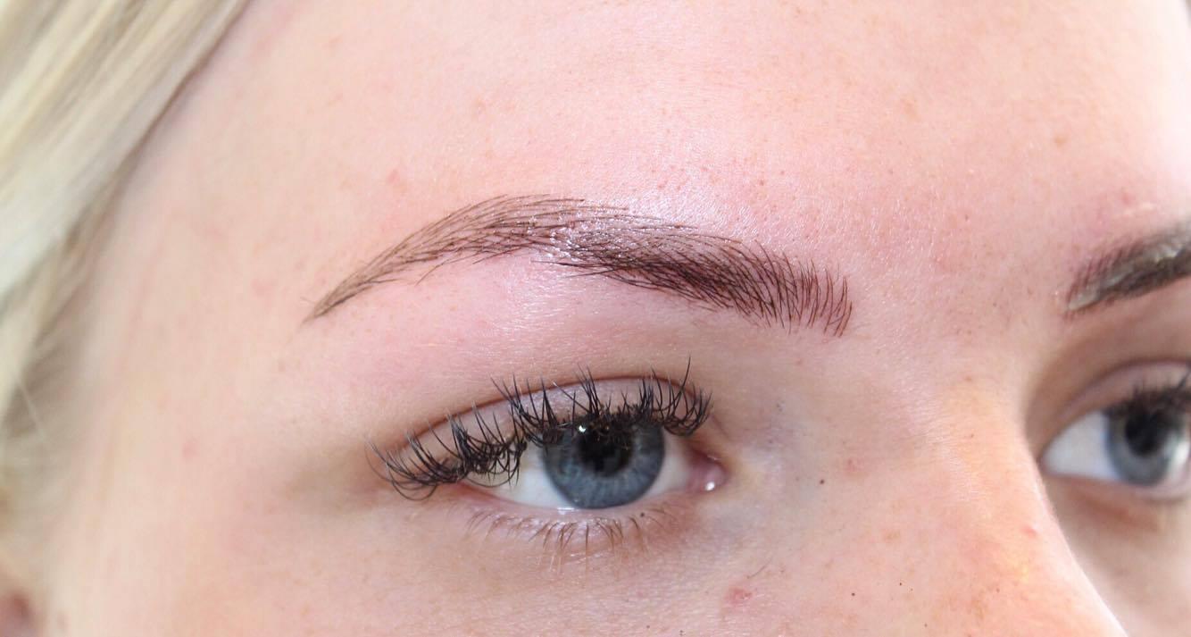 hur länge håller ögonfransfärgning