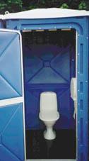 Toalett med wc