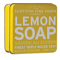 Scottish Fine Soap, LEMON