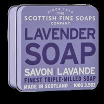 Scottish Fine Soap, LAVENDER -
