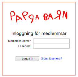 PappaBarn - Medlemssidor