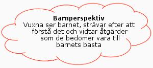 PappaBarn - Barnperspektiv