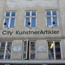 city kunstnerartikler