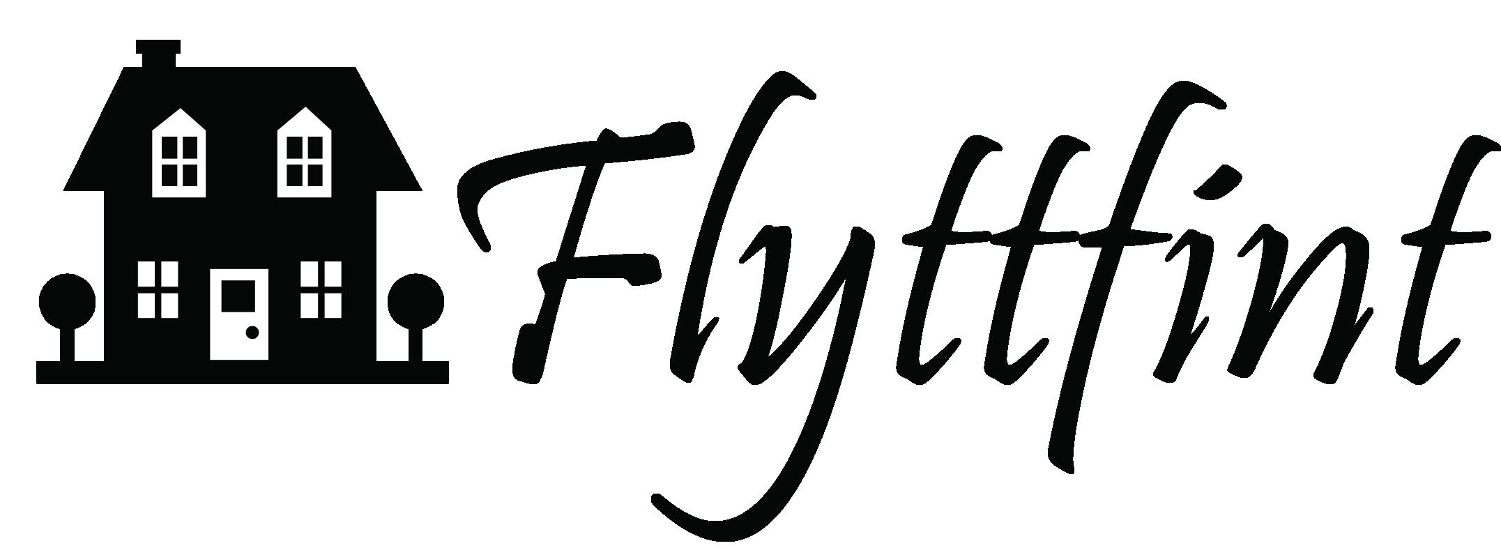 Flyttfint Liggande ny font