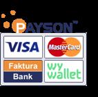 Dammprodukter.se - Payson betalning
