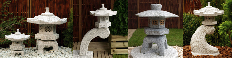 japansk trädgård sortimet stenhus
