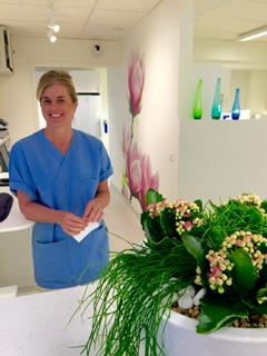Tandsköterska Annica Sohlberg