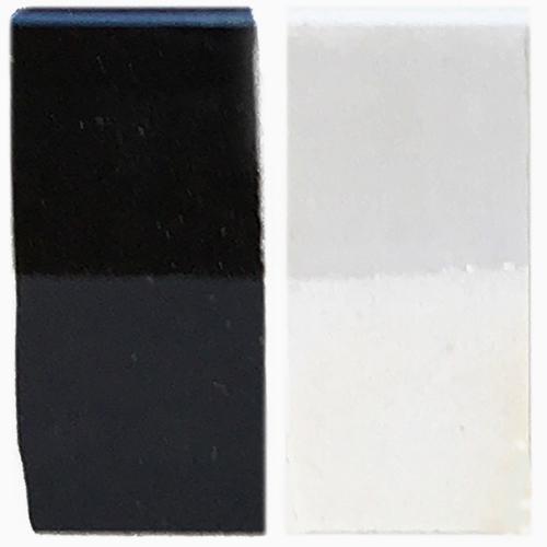 svart vit
