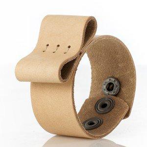 Bracelet Bow, bred - Obehandlad