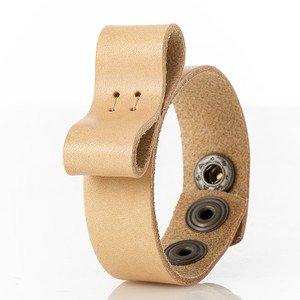 Bracelet Bow, smal - Obehandlad