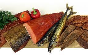 Att röka kött och fisk | Skärgårdsröken