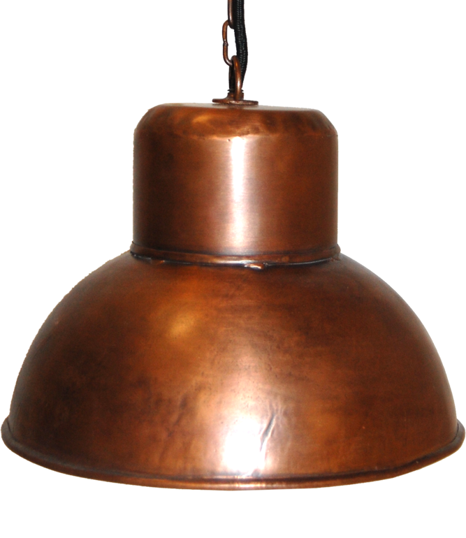 lampa koppar
