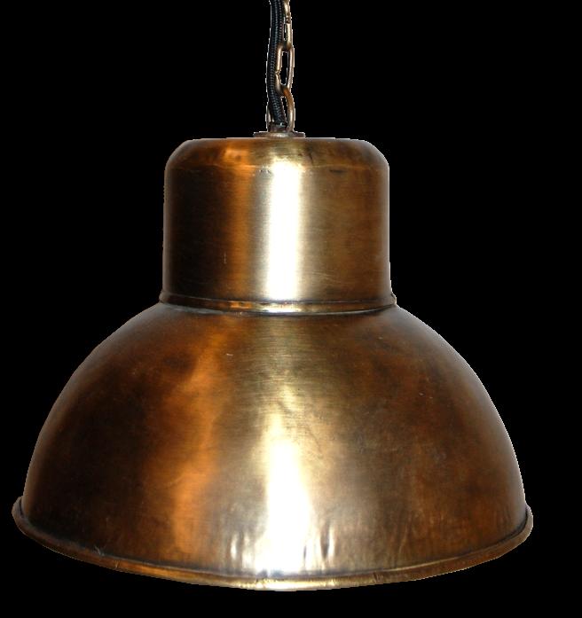 lampa mässing