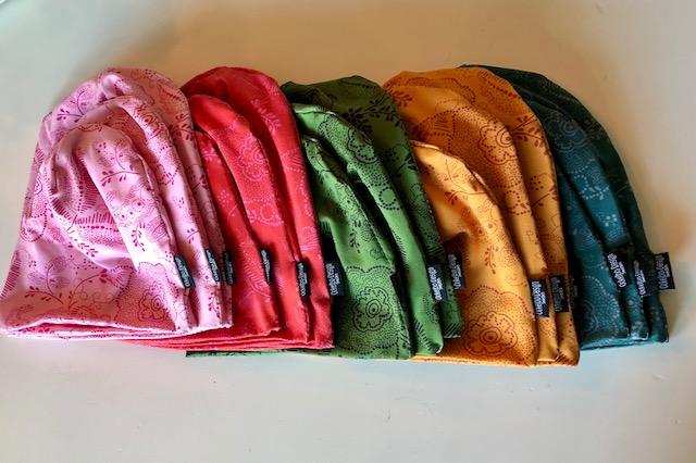 Fru Johanna alla färger..