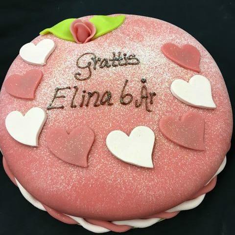 Hjärtan på tårtan