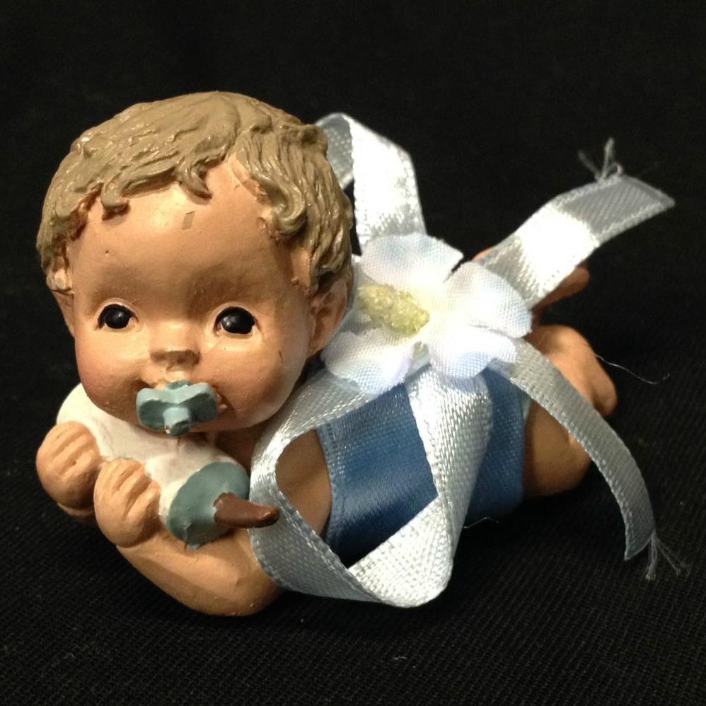 Blå baby