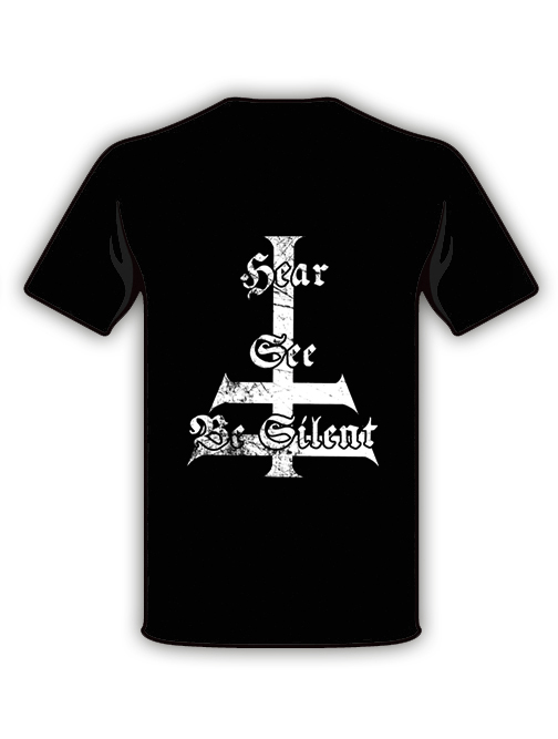 1_Tshirt_Hear_See_be_silent_BACK