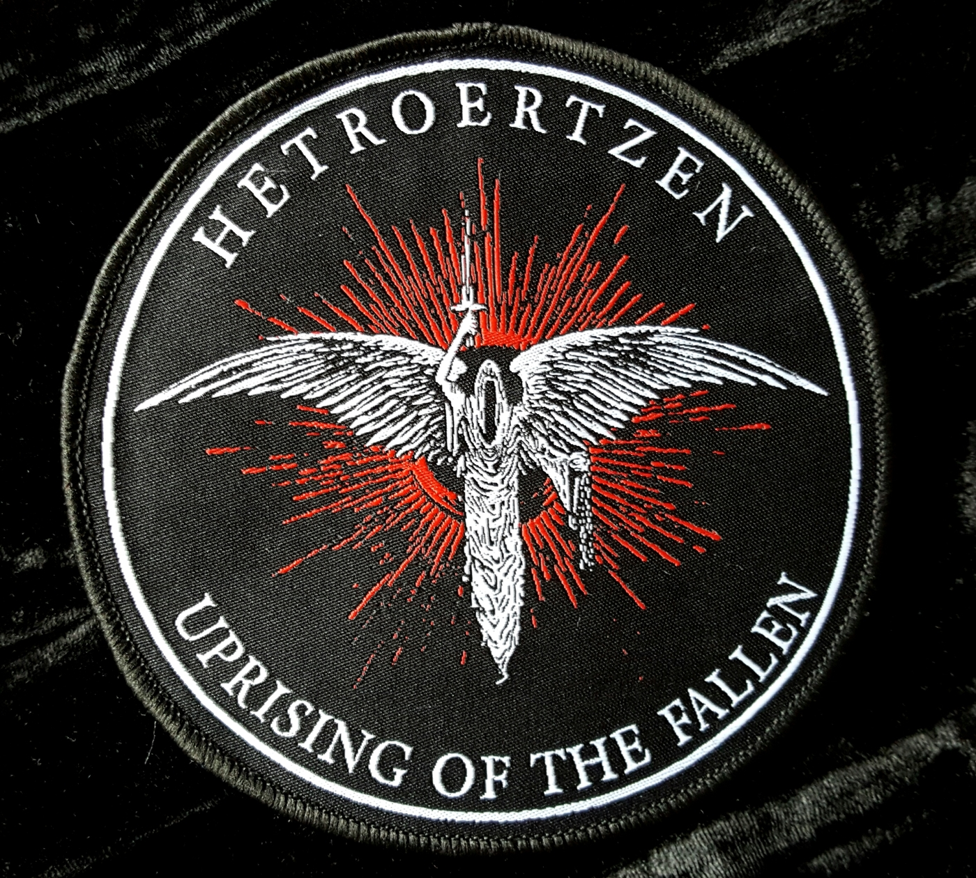 The Renegade - Woven patch