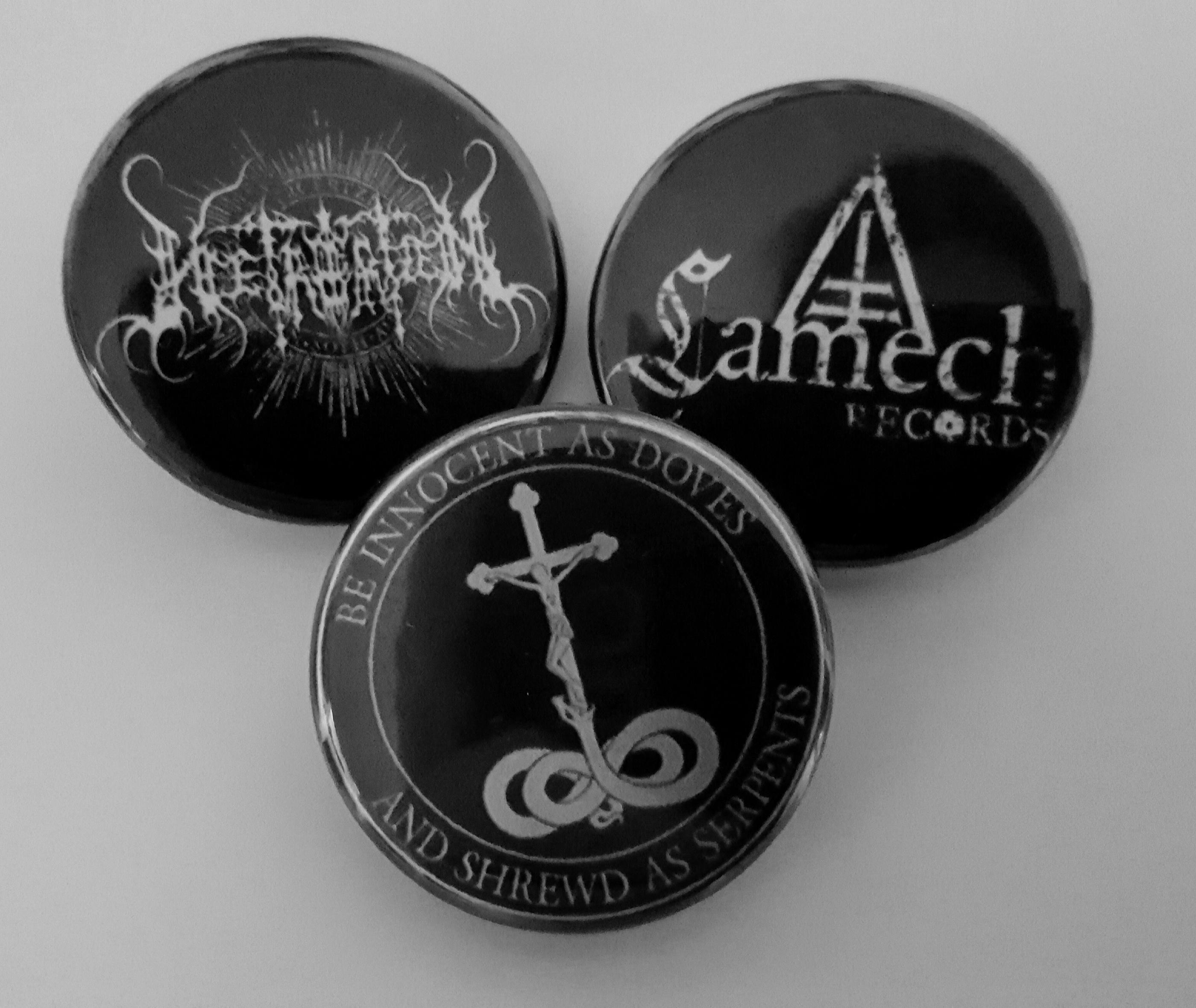 3-pack badges